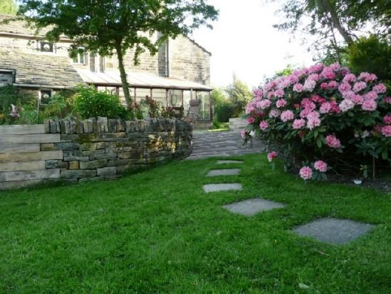 Woodstone Sleeper Pathway
